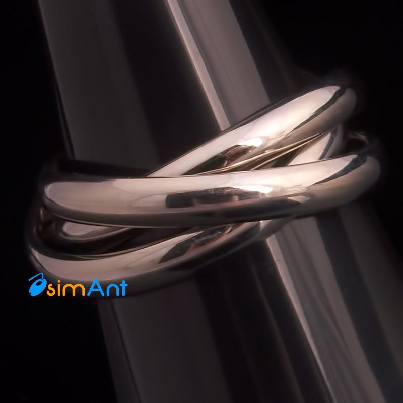 кольцо с знаком бесконечность купить в украине